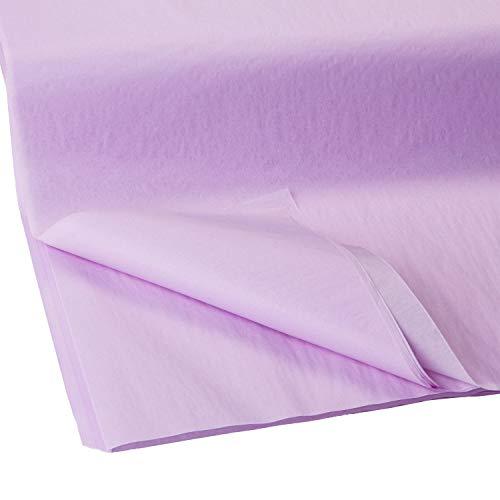 """Jillson & Roberts Gift Tissue 20"""" x 30"""", Lilac (480 Sheets)"""