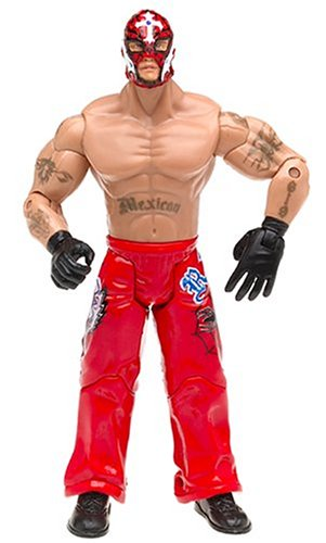 REY MYSTERIO SIGNATURE GEAR WRESTLEMANIA 21 WITH MASK