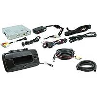 NEW Rostra 250-8425-LC Tailgate Camera w/4.2 & 8 Screen Interface For 2014-17 Silverado/Sierra