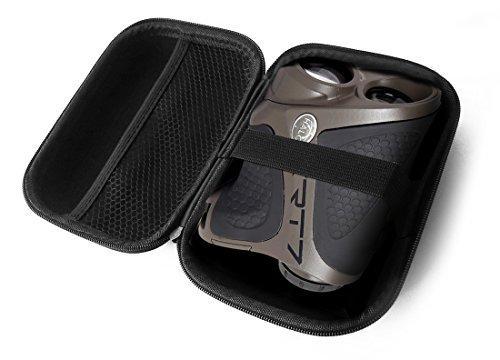 FitSand (TM) Travel Carry Zipper EVA Hard Case for Halo XRT7 Laser Range Finder Laser Rangefinder