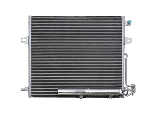 RADIATOR-GROUP ME22015DX CONDENSER AIR CON RADIATOR: