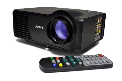 FAVI ENTERTAINMENT RIOHD-LED-3 LED 3 Mini Projector