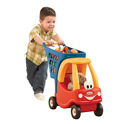 Little Tikes Cozy Shopping Cart by Little Tikes