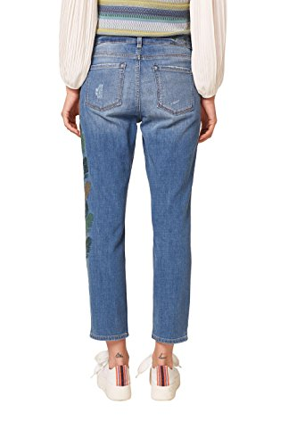 edc Wash 902 Esprit by Slim Jeans Women's Blue Medium Blue SZrCpxS