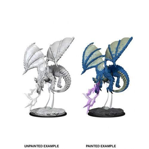Dungeons and Dragons: Nolzur's Miniatures Young Blue -
