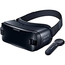 Samsung Gear VR Headset with Controller (2017) SM-R325NZVAXAR (Certified Refurbished)