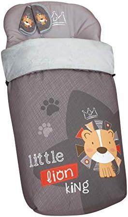 Babyline Lion - Saco de silla con cubre arnés de regalo.: Amazon ...