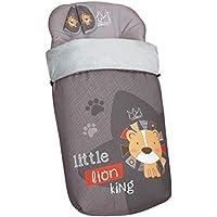 Babyline Lion - Saco de silla con cubre