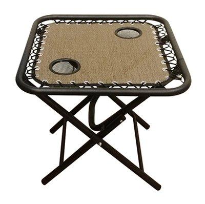 Woodard cm RXTV-1825-XL-TST Folding Side Table