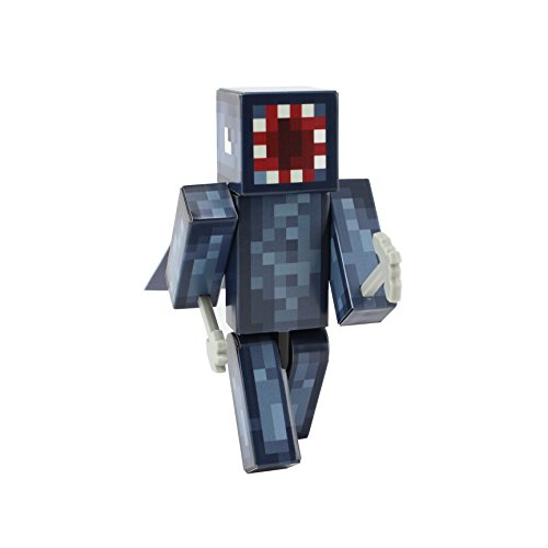 Minecraft Costume Animal Skin (Squid Action Figure by EnderToys [Not an official Minecraft)