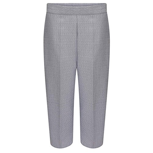 FashionCity Classic Pantaloncini FashionCity Donna Pantaloncini Grey Classic Donna Grey WEcWC