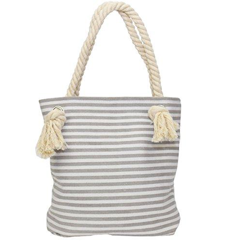 Sonia Originelli XS Shopper Leer Shopper Tasche Koordinaten l5eRL2xuU