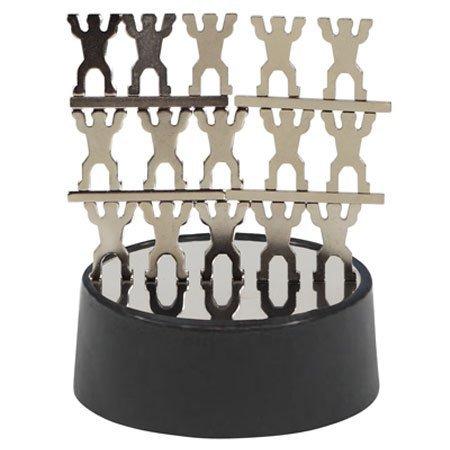Magnetic Sculptures Acrobats Showpiece 2