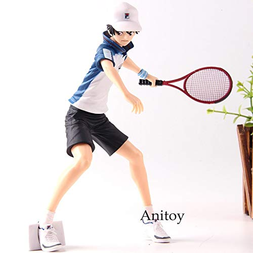 17cm (6.7 inch) Anime Prince of Tennis PVC Figure / Echizen Ryoma Weekly ()