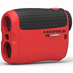 Improve your golf game with Leupold's economically priced PinCaddie 2 rangefinder. Its ease of operation puts a competitive edge right at your fingertips. PinCaddie 2 is loaded with features including Leupold's exclusive PinHunter Laser Techn...