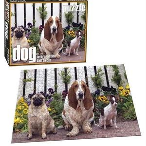 USAopoly Dog Lovers Puzzle USA-PZ058000