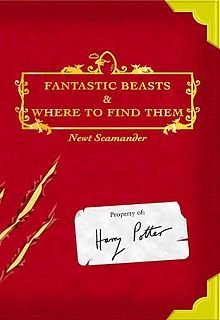 Harry Potter Schoolbooks: Quidditch Through the Ages and Fantastic Beasts and Where to Find Them by Scholastic (Image #1)