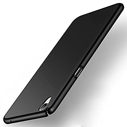 lowest price bb36f c374a TREECASE Back Case Cover For Oppo A37F - Black