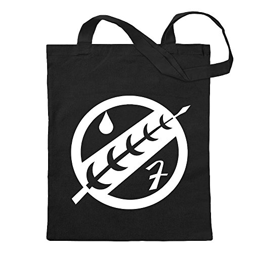 Journeyman Protectors Insignia Jute school fitness shopping bag long handle