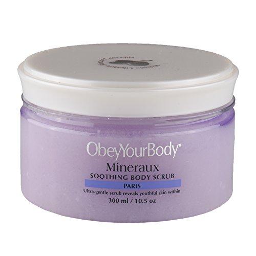 Obey Your Body Soothing Dead Sea Salt Body Scrub – Paris