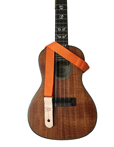sherrins-threads-1-poly-ukulele-mandolin-strap-orange