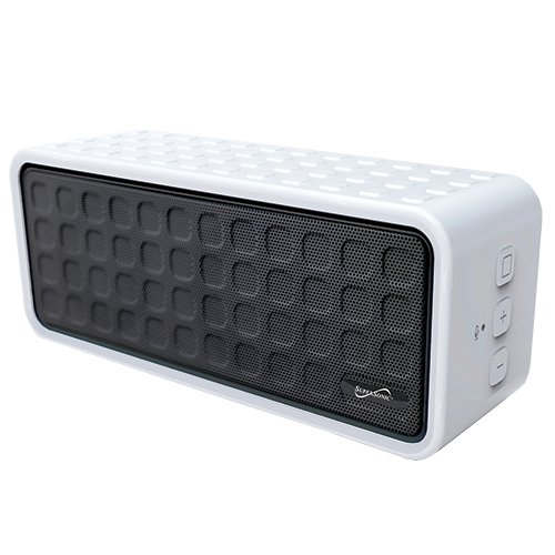 supersonic-sc1366btwh-portable-bluetooth-rechargeable-speaker-white