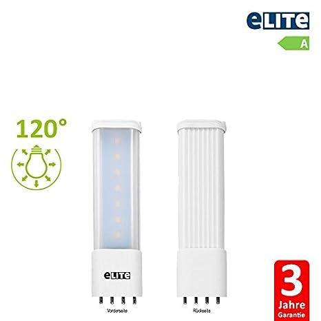 Bombilla LED 2 G7/2 G 7 Socket de capacidad, 4 W, 4000