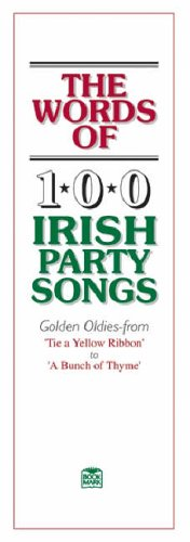 The Words of 100 Irish Party Songs: Volume One. Per solo testo Divers Ossian Publications mon0000166361 Folk style