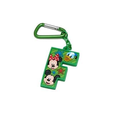 Mickey Mouse y sus amigos de la letra F Laser Cut Llavero ...
