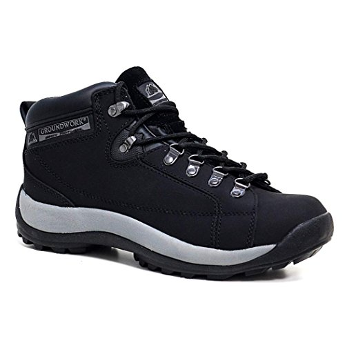 Scarpe uomo antinfortunistiche Black Scarpe uomo antinfortunistiche Black Groundwork Scarpe Groundwork Groundwork aq0fCWx