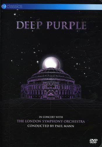 Deep Purple: In Concert with the London Symphony Orchestra