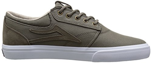 Lakai Mens In Tela Di Griffin-m In Noce