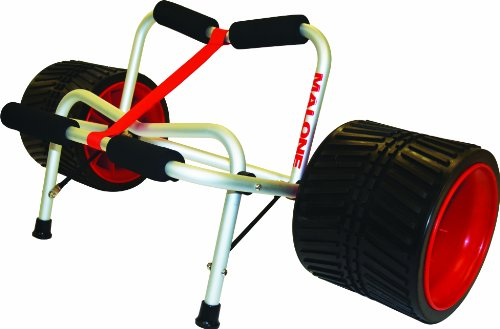 Malone Auto Racks Clipper Deluxe Universal Kayak Cart by Malone