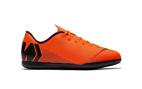 810 Orange total Sala Futbol Naranja Nike Mercurialx black Ic Xii t Club 810 Zapatillas Niah7385 Multicolor Vapor vwq7ORnq
