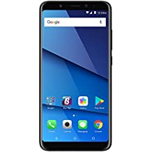 "BLU Vivo XL3 Plus - 6.0"" HD+18:9 Display Smartphone with Qualcomm Snapdragon – Black"