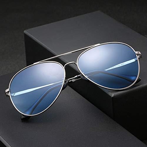 de de 100 Al polarizado Color aleación TP para UV Hombres Conducción polarizadas Gafas Superlight Marco Sol Rectangular 3 3 MG de 5pxw7za