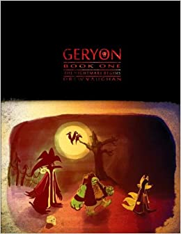 Geryon - Book 1: The Nightmare Begins (Volume 1): Mr. Drew ...