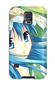 Hot Tpu Cover Case For Galaxy/ S5 Case Cover Skin - Date A Live
