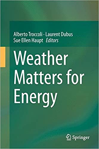 Book Weather Matters for Energy