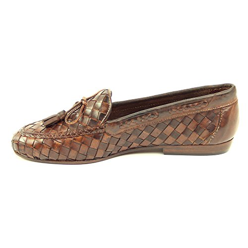 Sesto Meucci Dames Neda Slip-on Loafer Donkerbruin