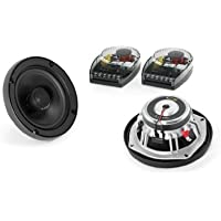 C5-650X - JL Audio 6.5 C5 Series Coaxial Speakers