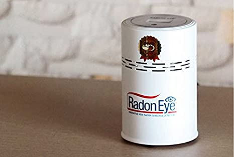 Radon Eye(RD200)/ Radon + plus(RD200P) iOT smart radon detector connect to web by wifi add temperature and humidity (RD200): Amazon.es: Industria, ...