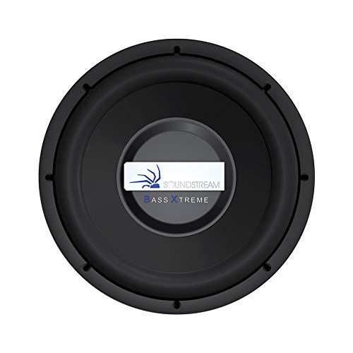 Soundstream BXW-124 12' 800W RMS Dual 4-Ohm Subwoofer