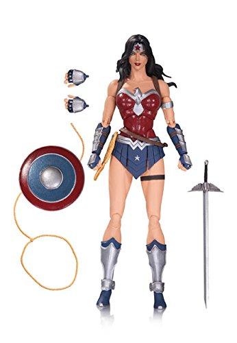 Series Designer Tote (DC Comics DC Icons Wonder Woman The Amazo Virus Action Figure)