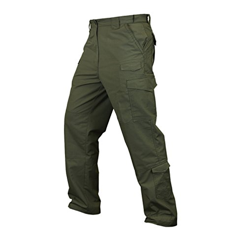 (Condor 608 Mens Sentinel Tactical Pants, Olive Drab - 44W/34L)