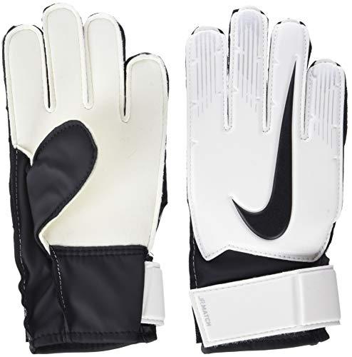 portiere Nike Unisex fa18 nbsp;guanti jr NK GK di Bambini Bianco Match Nero Bianco CCf0gq
