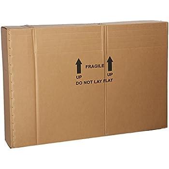 Amazon Com Ecobox 50 To 55 Inches Tv Box And Ublox Foam