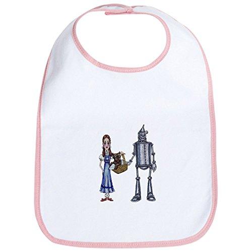 CafePress - Tinman Dorothy and Toto Bib -