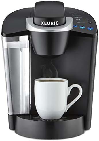 Keurig K55 Single Serve Programmable K-Cup Pod Coffee Maker, Black