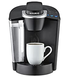 Keurig K55k-classic Coffee Maker, K-cup Pod, Single Serve, Programmable, Black